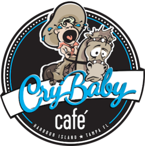 Cry Baby Cafe Logo