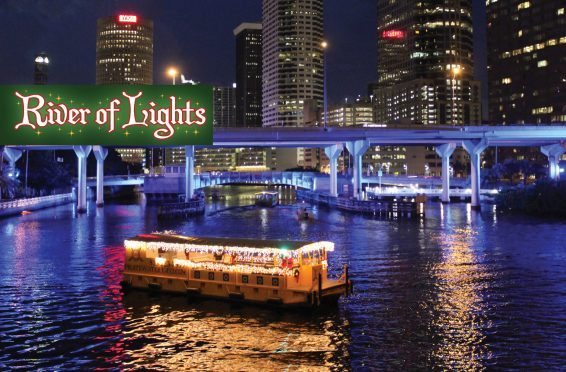River of Lights returns to Tampa for the holidays