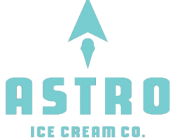Astro Ice Cream Logo