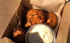 Cracked Conch Fritters
