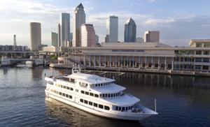 Yacht StarShip Dining Cruises
