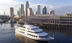 Yacht StarShip Dining Cruises in Downtown Tampa