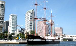 Jose Gaspar Pirate Ship