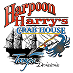 Harpoon Harry's Crab House Logo