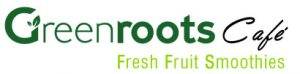 Green Roots Cafe Logo