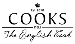 The English Cook Deli Logo