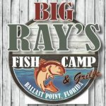 Big Ray's Fish Camp Logo