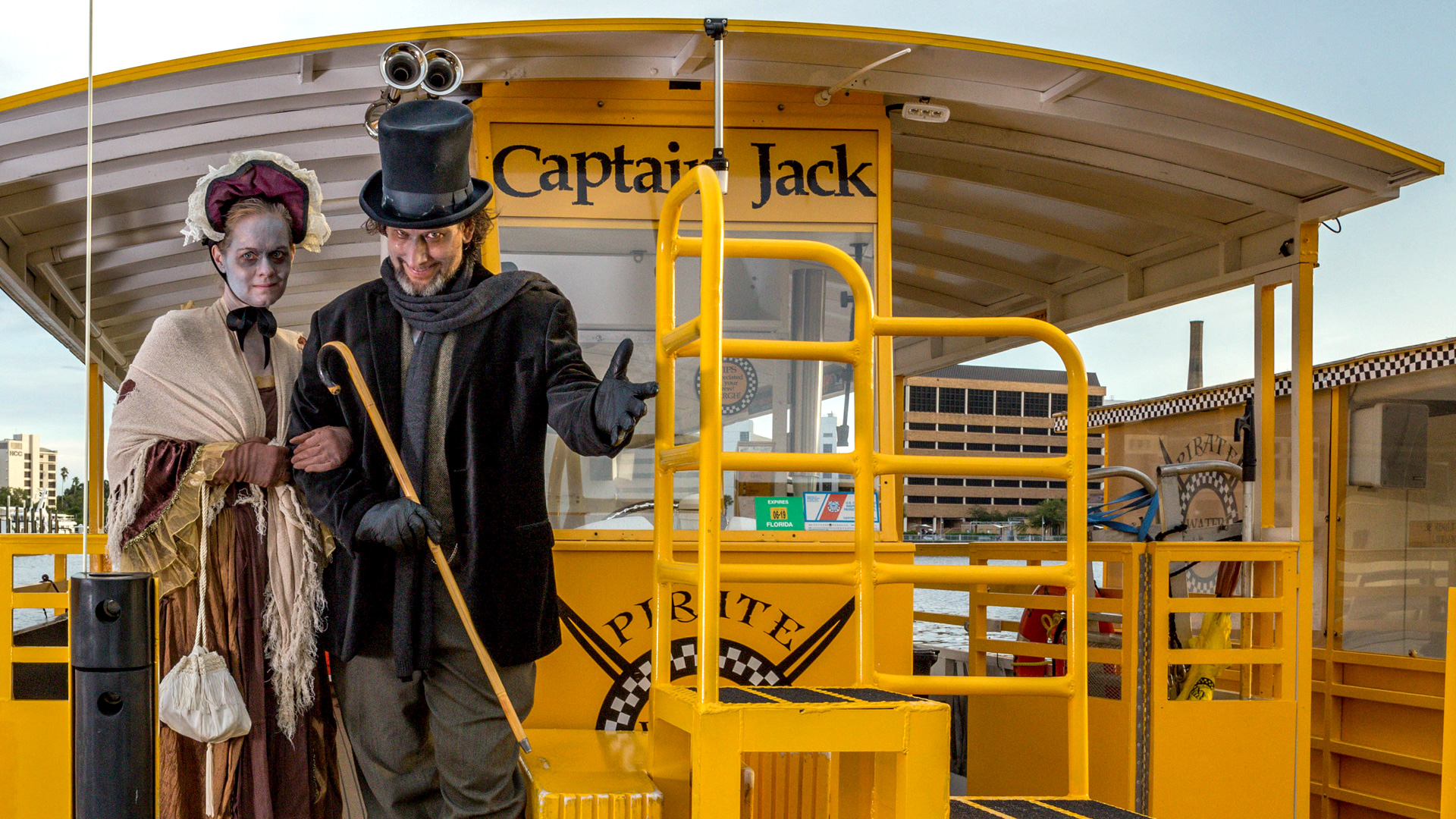 Hop On The Haunted River Tours This Halloween Aboard